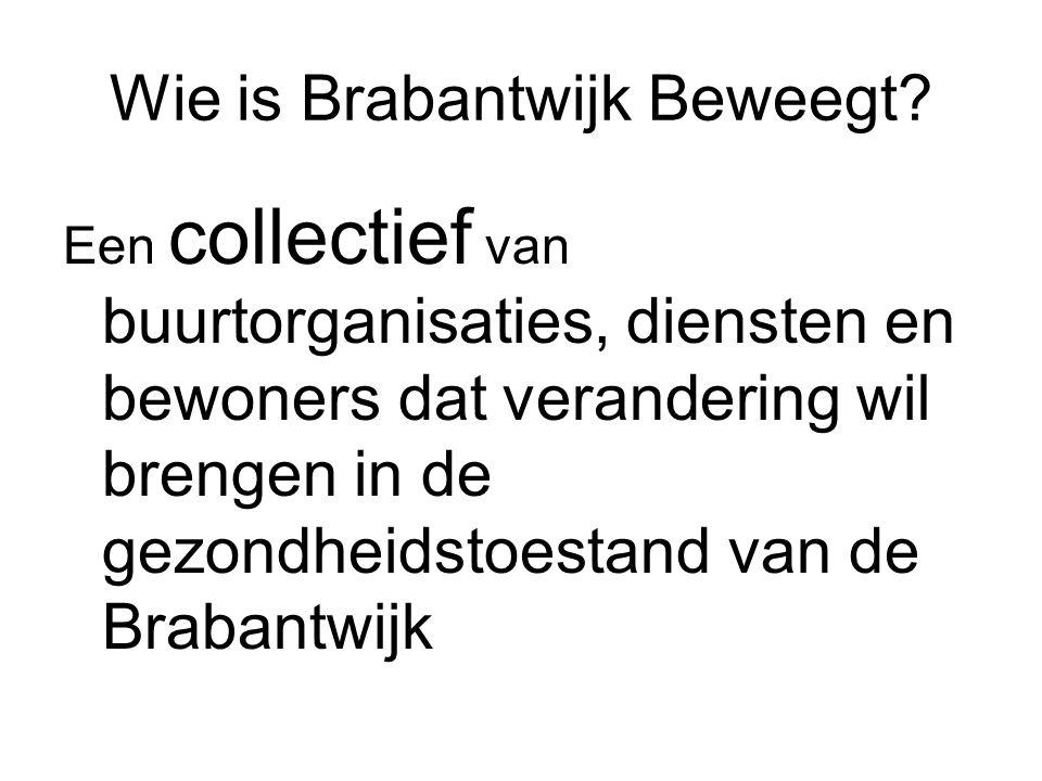 Wie is Brabantwijk Beweegt