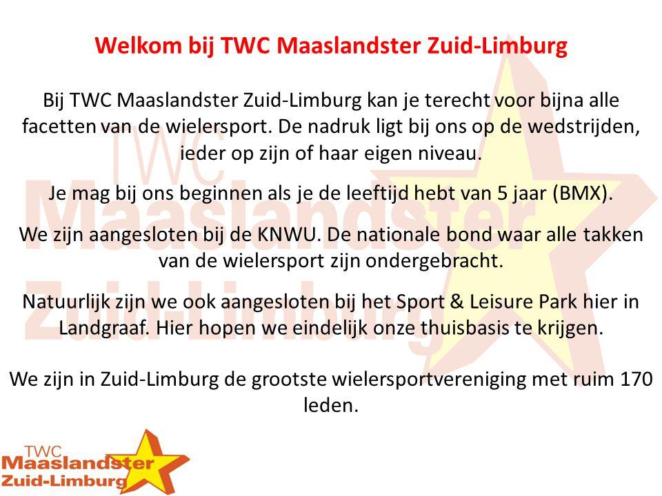 Welkom bij TWC Maaslandster Zuid-Limburg