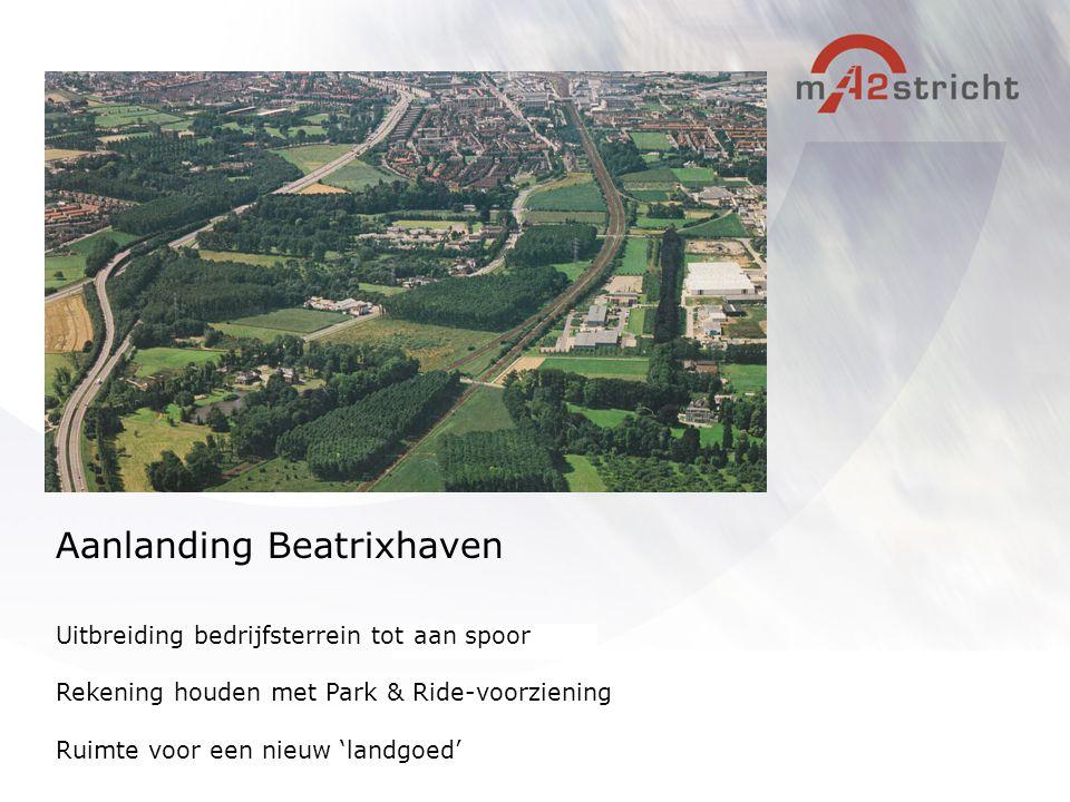 Aanlanding Beatrixhaven