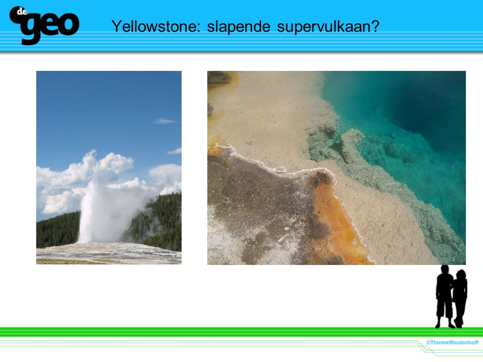 Yellowstone: slapende supervulkaan