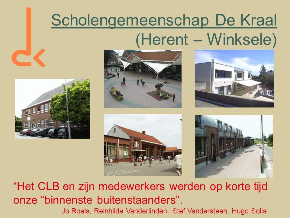 Scholengemeenschap De Kraal (Herent – Winksele)