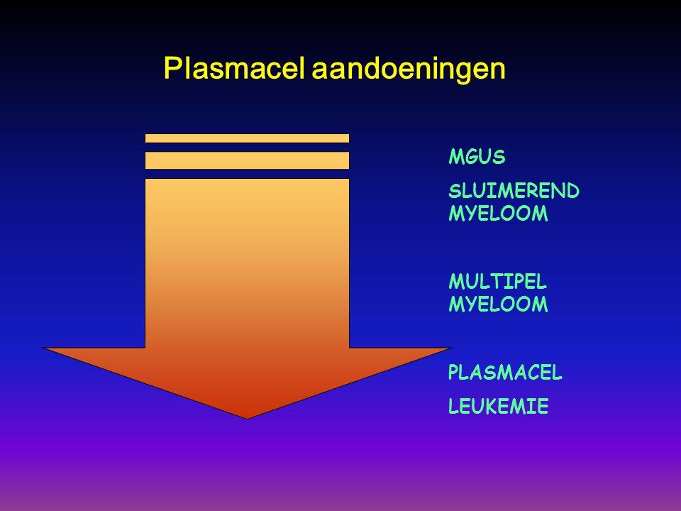 Plasmacel aandoeningen