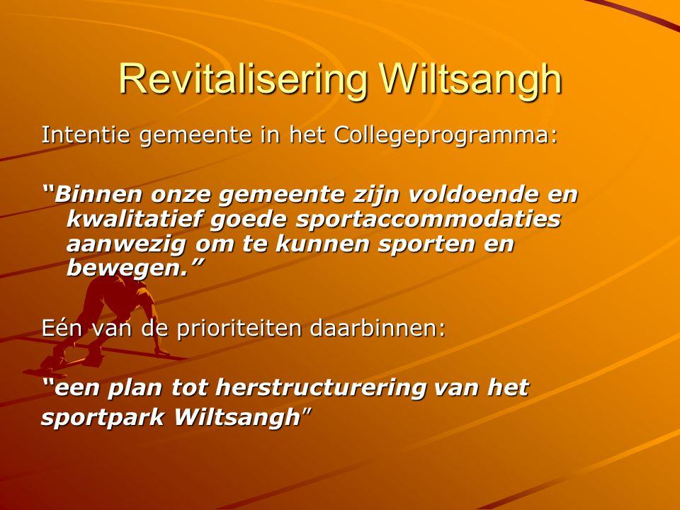Revitalisering Wiltsangh
