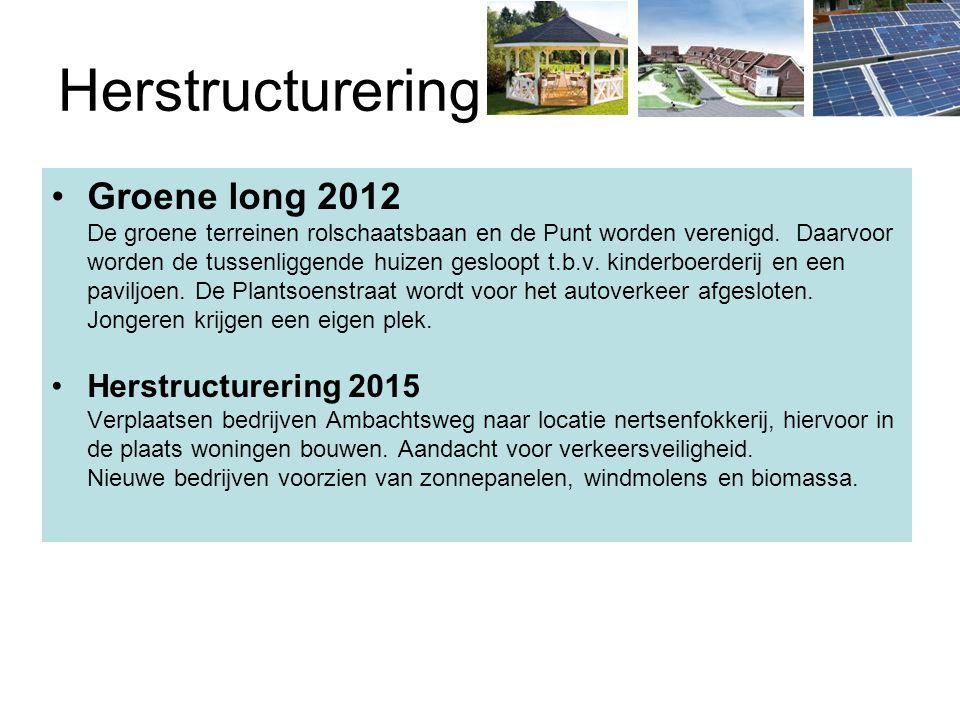Herstructurering