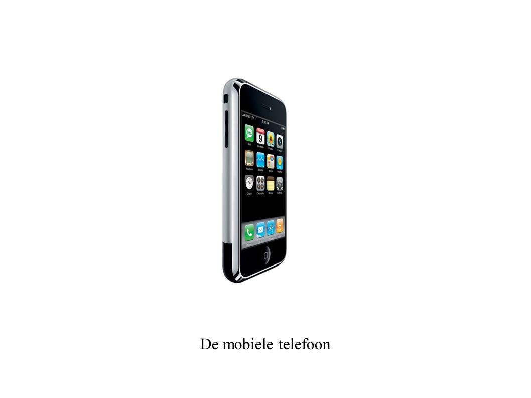 De mobiele telefoon