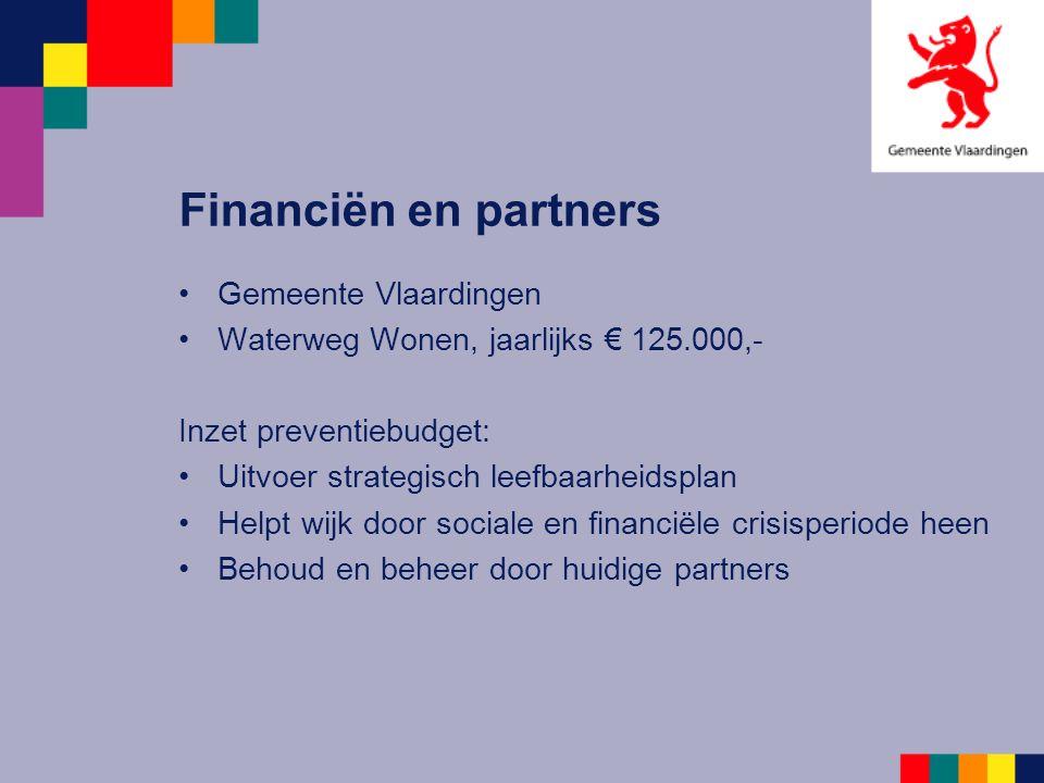 Financiën en partners Gemeente Vlaardingen