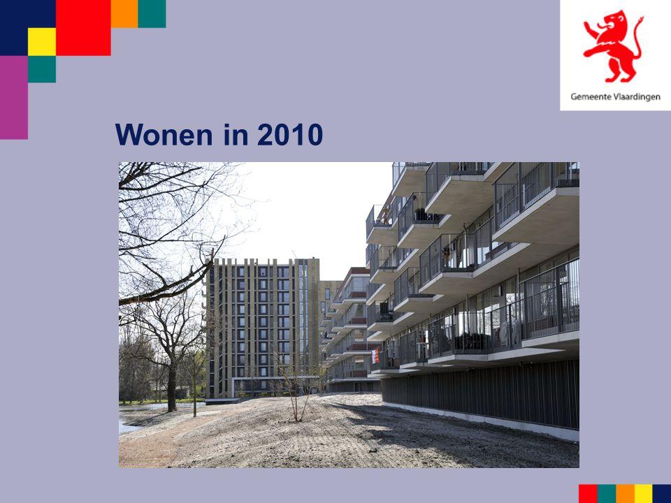 Wonen in 2010 Spreker: Hans Versluijs