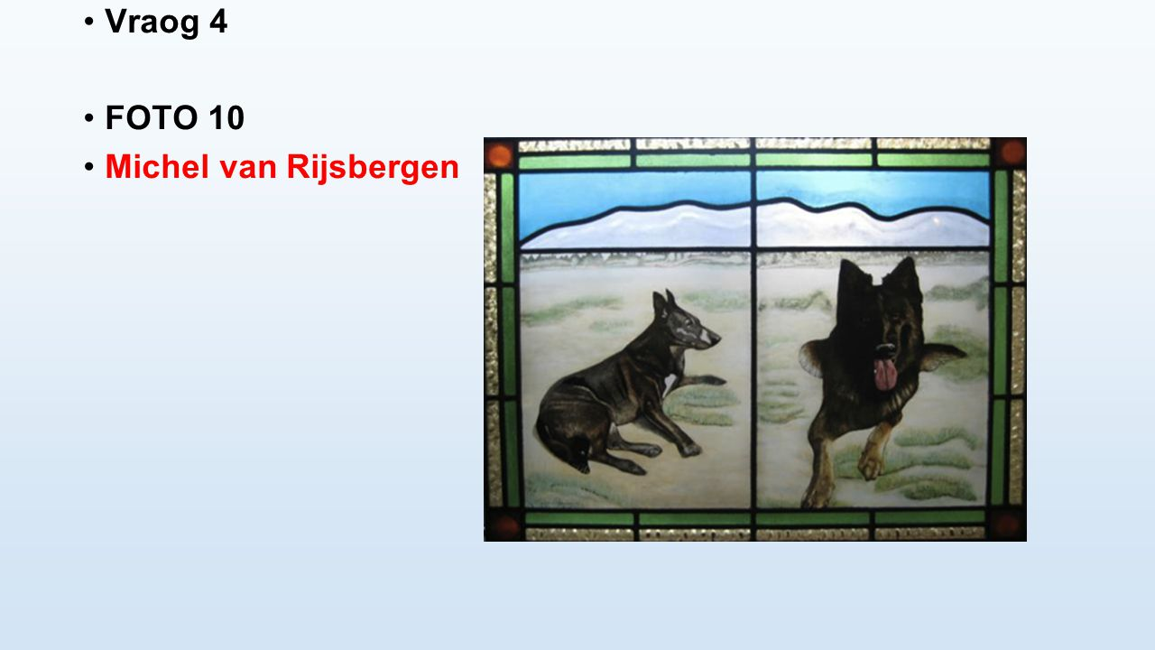Vraog 4 FOTO 10 Michel van Rijsbergen