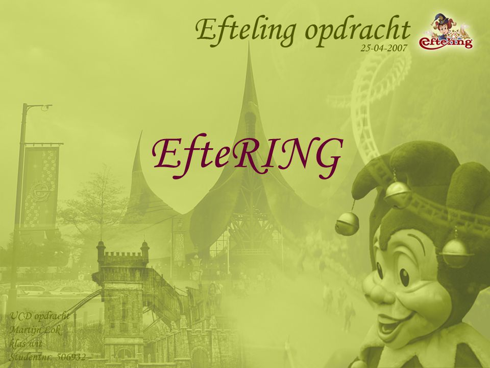 EfteRING