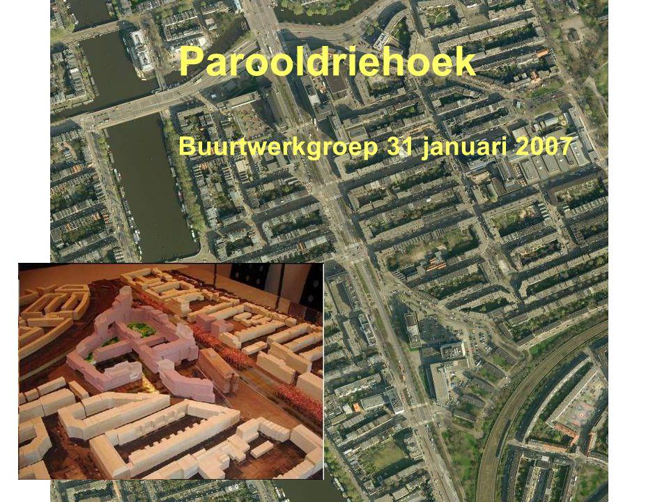 Parooldriehoek Buurtwerkgroep 31 januari 2007