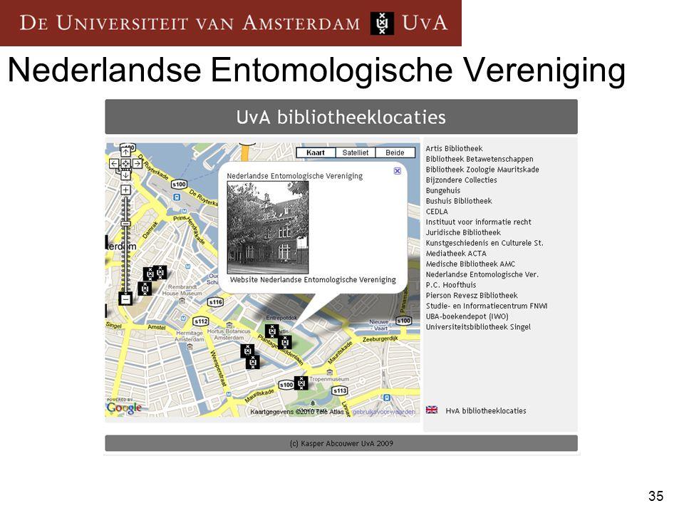 Nederlandse Entomologische Vereniging