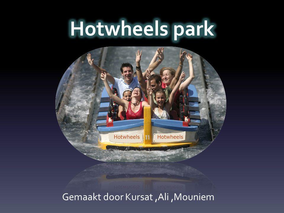 Hotwheels park Gemaakt door Kursat ,Ali ,Mouniem
