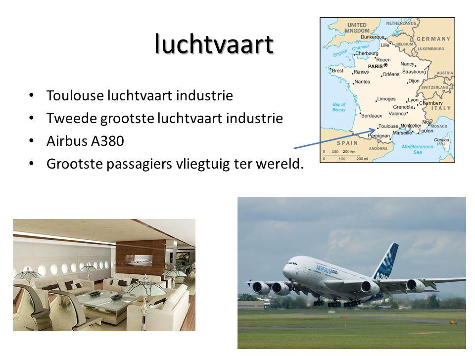 luchtvaart Toulouse luchtvaart industrie
