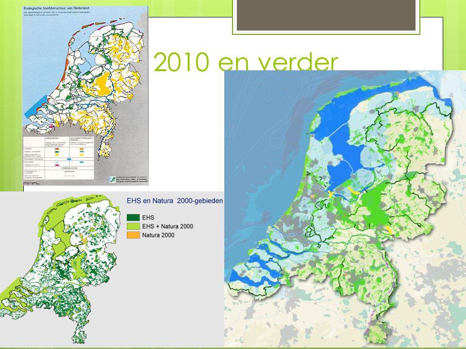 2010 en verder