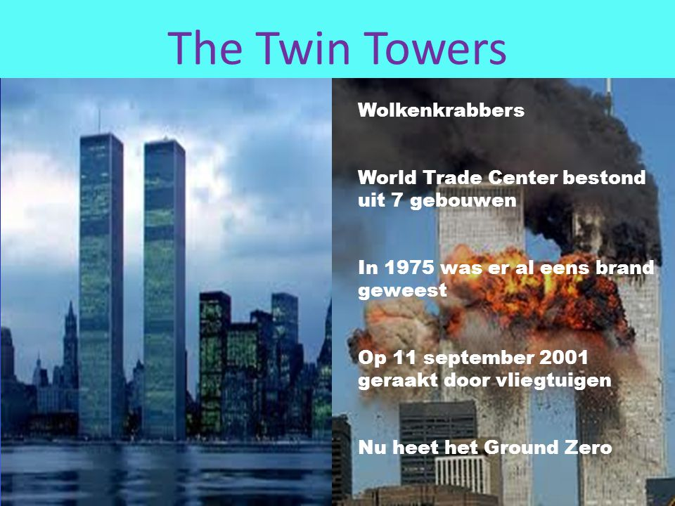 The Twin Towers Wolkenkrabbers