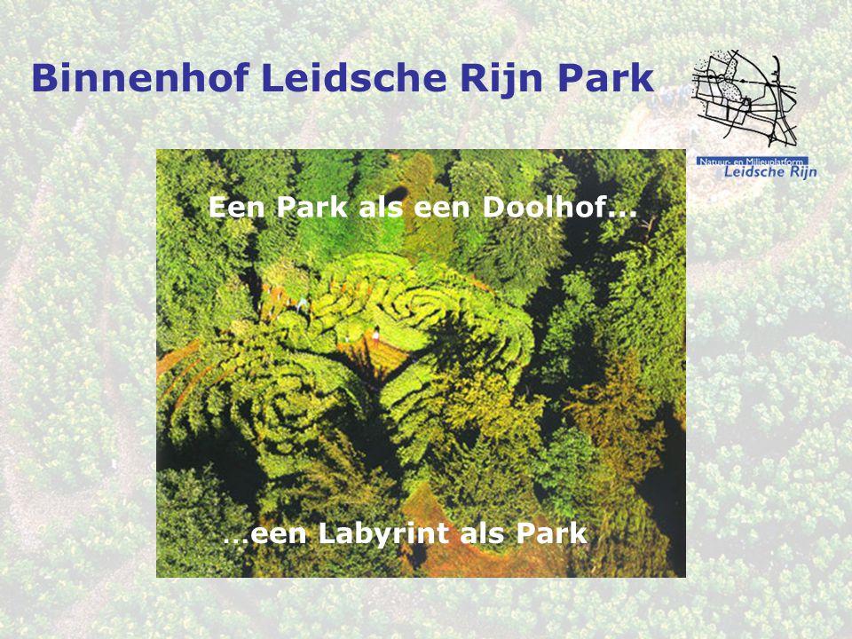 Binnenhof Leidsche Rijn Park