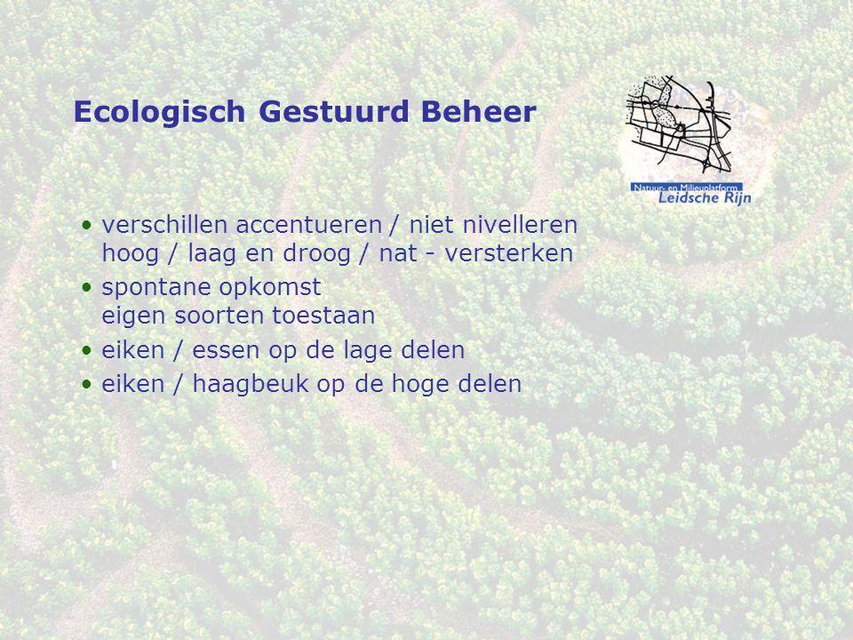 Ecologisch Gestuurd Beheer