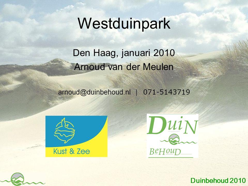 arnoud@duinbehoud.nl | 071-5143719