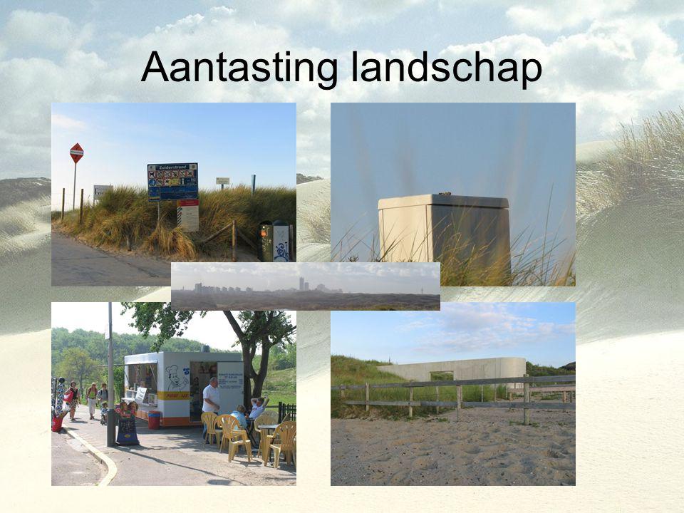 Aantasting landschap