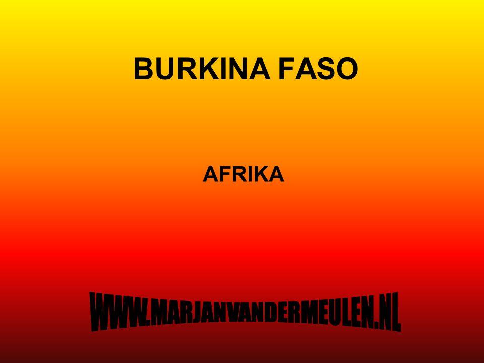 BURKINA FASO AFRIKA WWW.MARJANVANDERMEULEN.NL