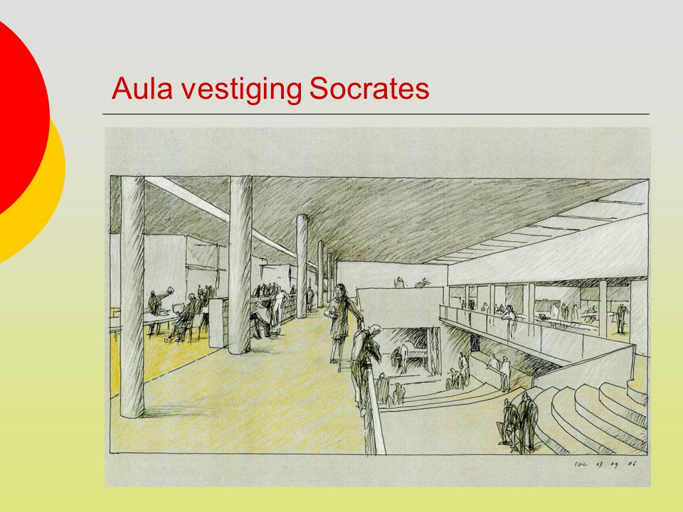 Aula vestiging Socrates