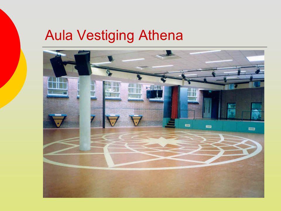 Aula Vestiging Athena