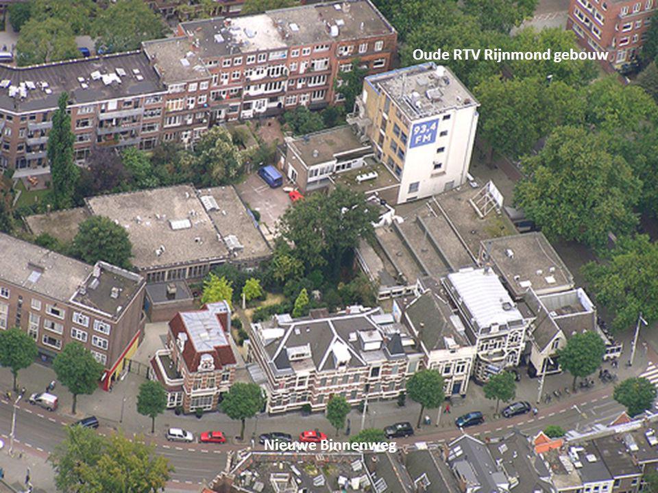 Oude RTV Rijnmond gebouw
