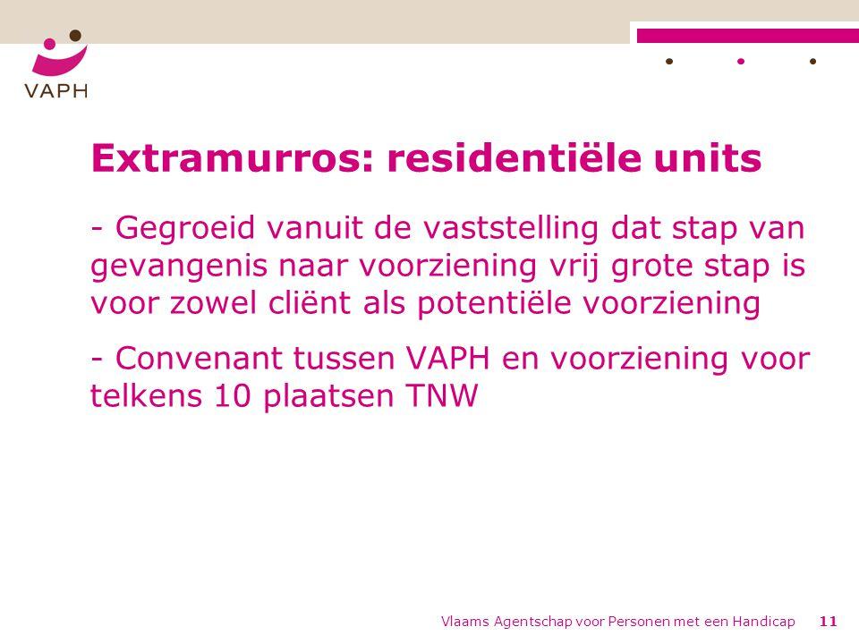 Extramurros: residentiële units