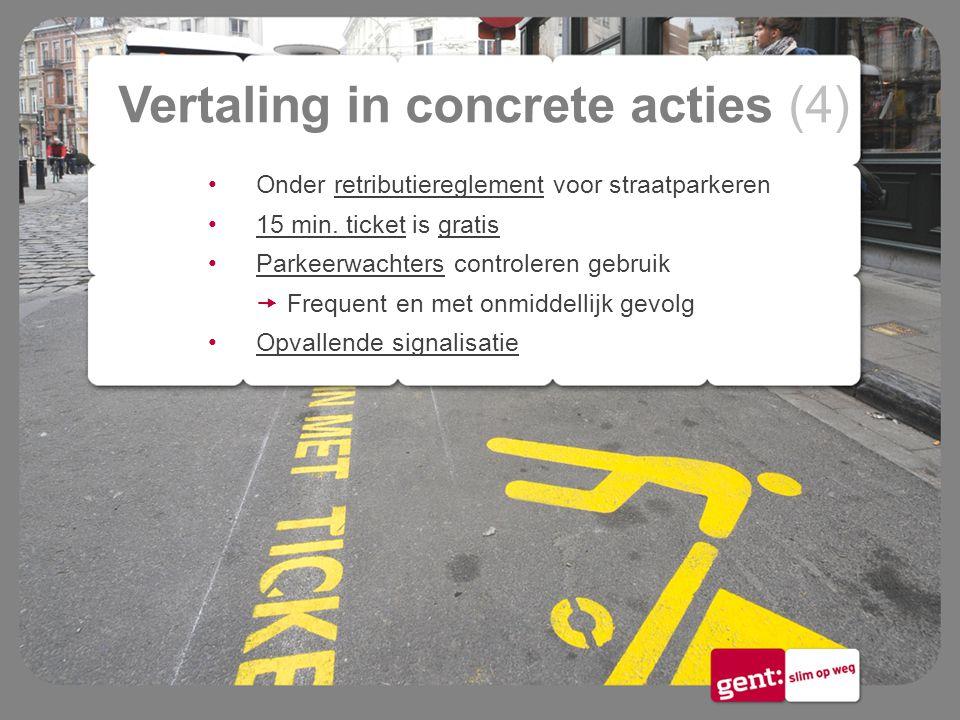Vertaling in concrete acties (4)