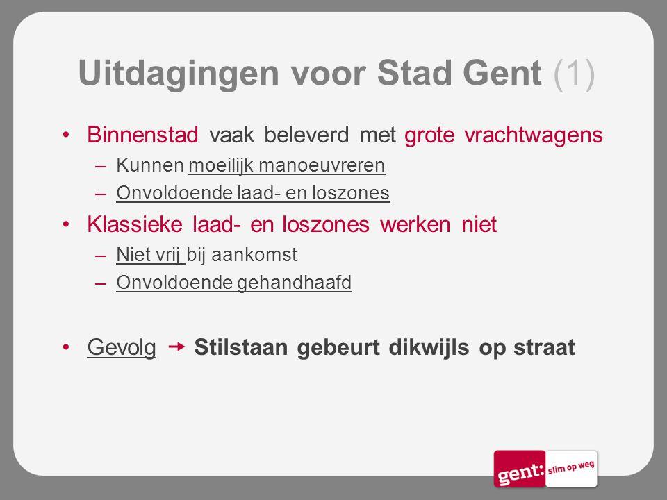 Uitdagingen voor Stad Gent (1)