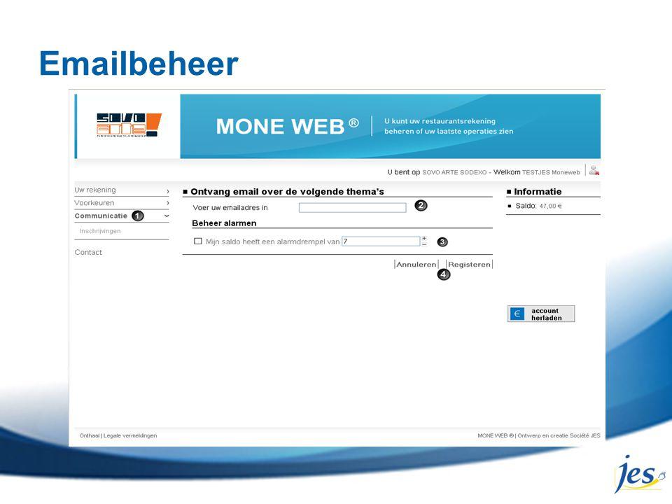 Emailbeheer