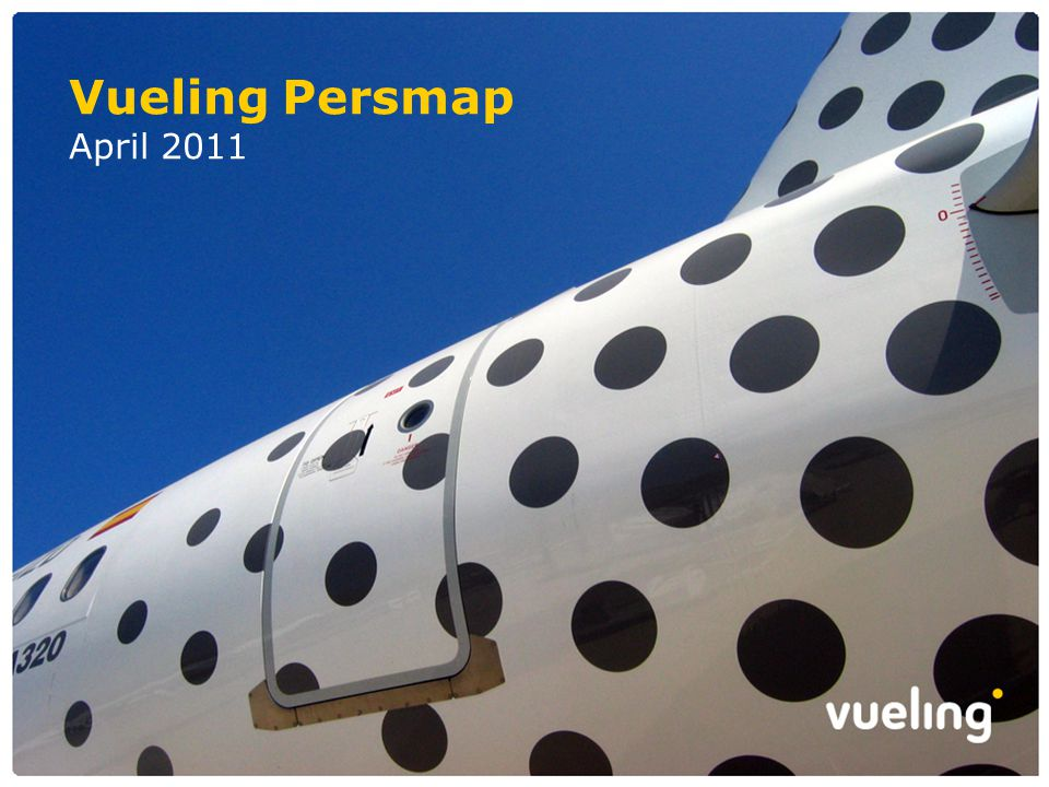 Vueling Persmap April 2011