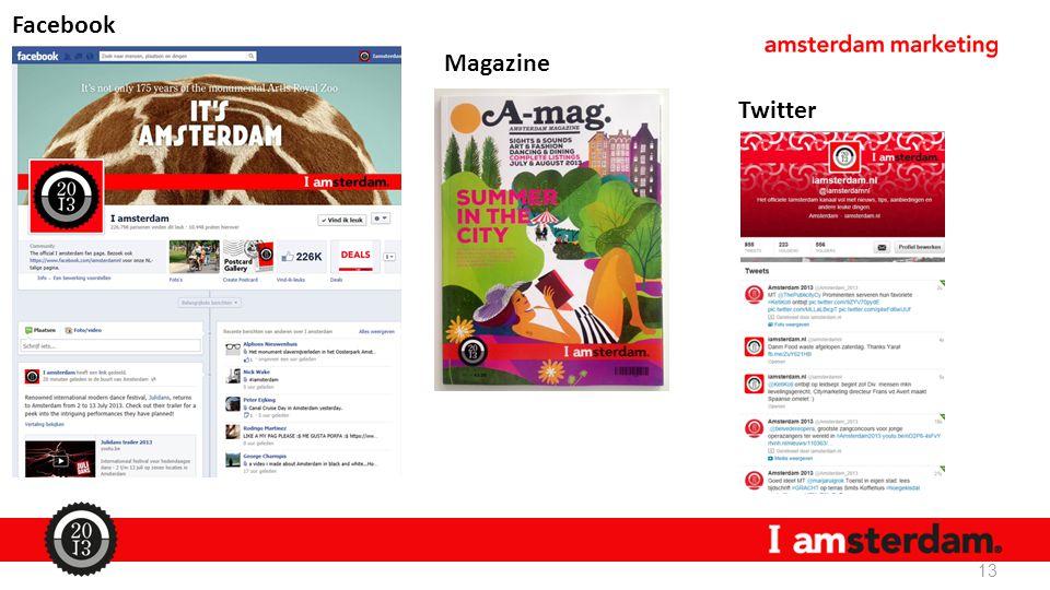Facebook Magazine Twitter