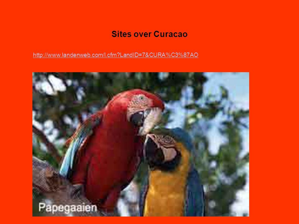 Sites over Curacao Als er geen verenigingen zijn, klik dan met de rechter muisknop op de 5e dia; klik op knippen