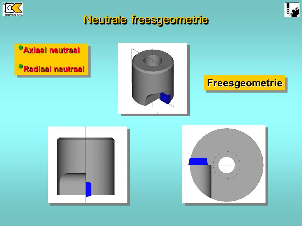 Neutrale freesgeometrie
