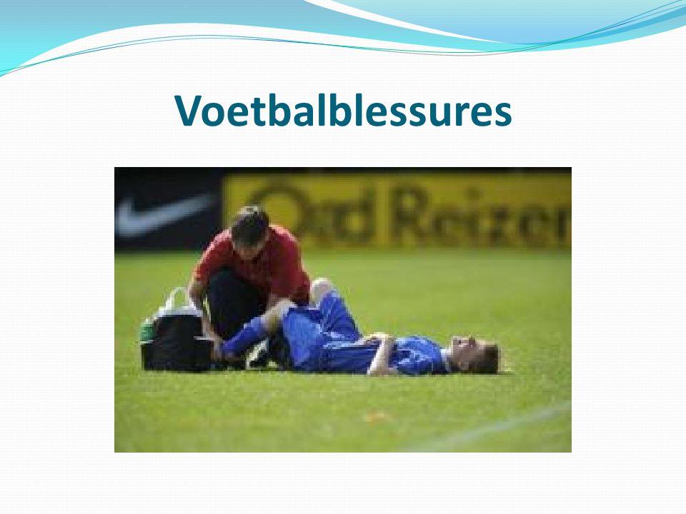 Voetbalblessures