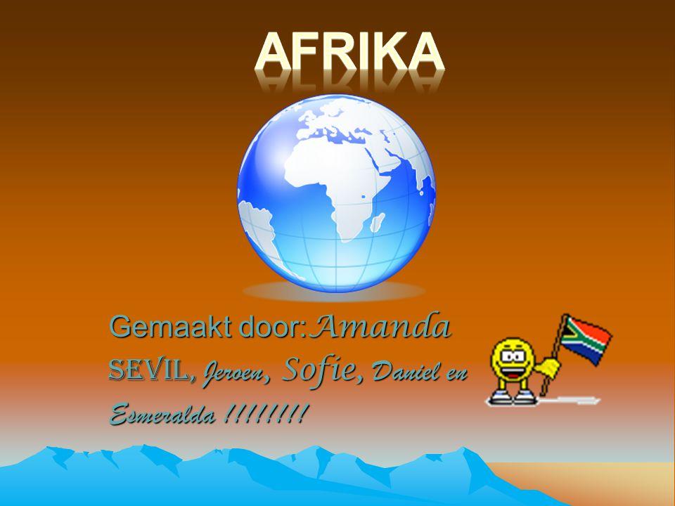 Gemaakt door:Amanda Sevil, Jeroen, Sofie, Daniel en Esmeralda !!!!!!!!