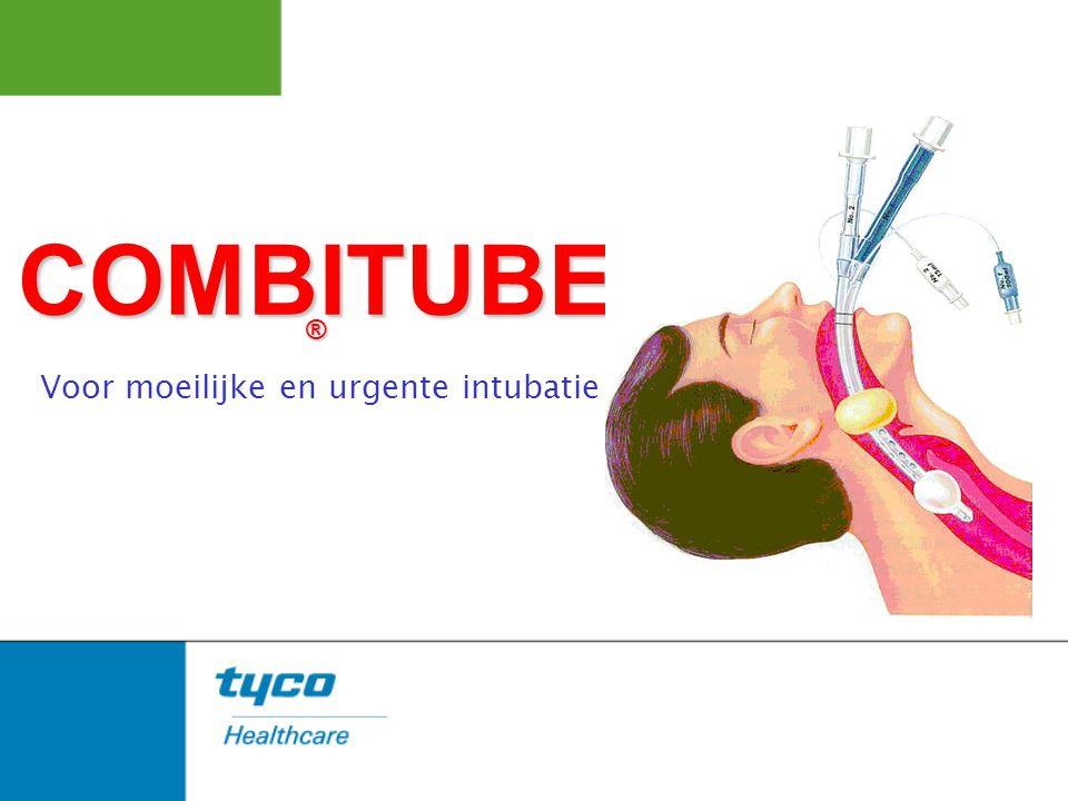 Voor moeilijke en urgente intubatie