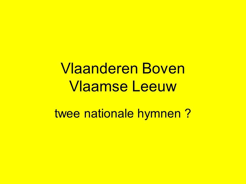 Vlaanderen Boven Vlaamse Leeuw