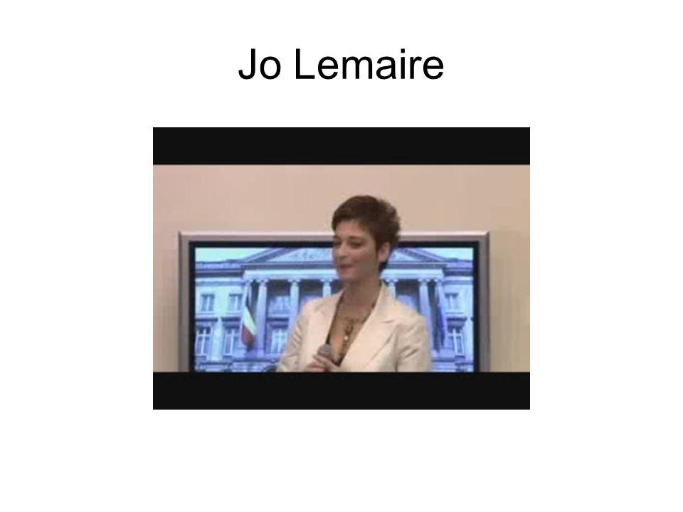 Jo Lemaire