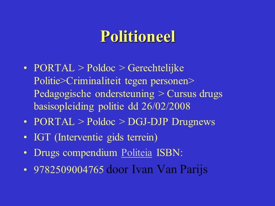 Politioneel