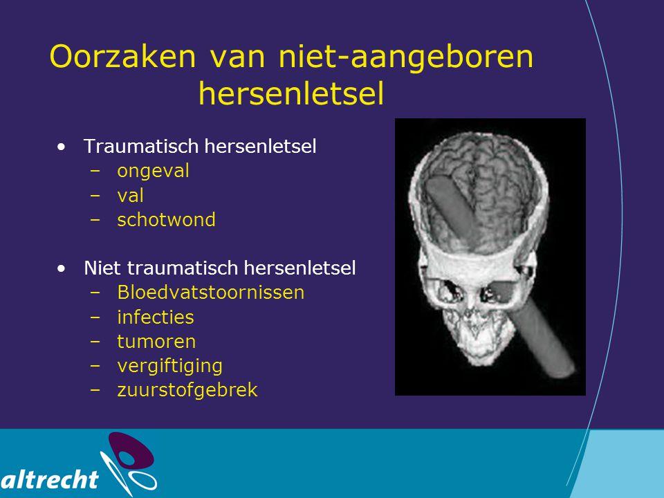 Oorzaken van niet-aangeboren hersenletsel