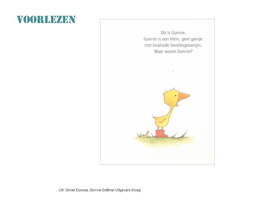 VOORLEZEN Uit: Olivier Dunrea, Gonnie Gottmer Uitgevers Groep