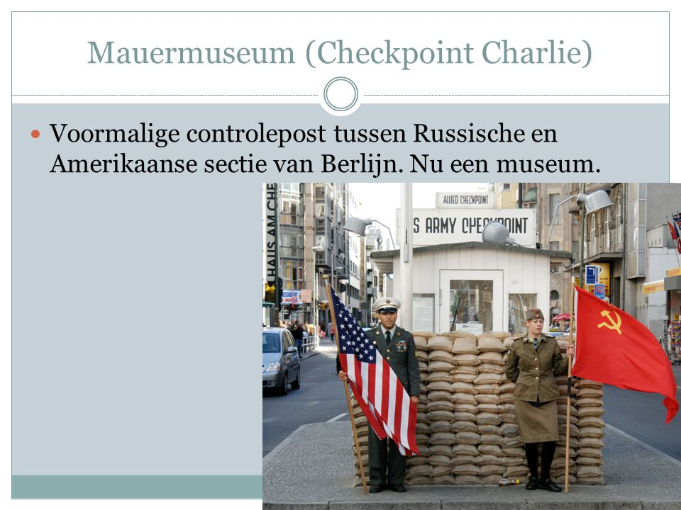Mauermuseum (Checkpoint Charlie)