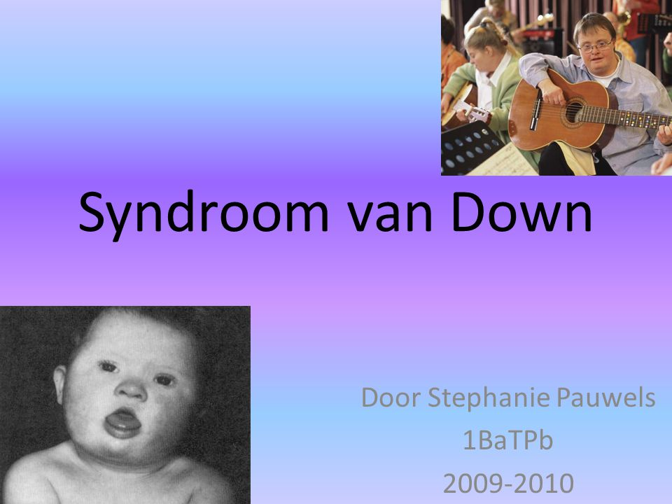 Door Stephanie Pauwels 1BaTPb 2009-2010