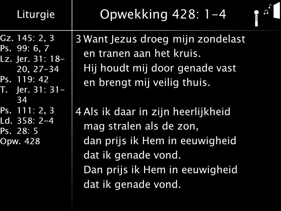 Opwekking 428: 1-4
