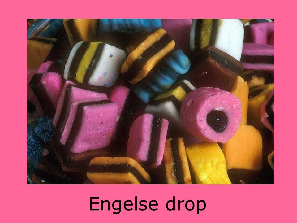 Engelse drop