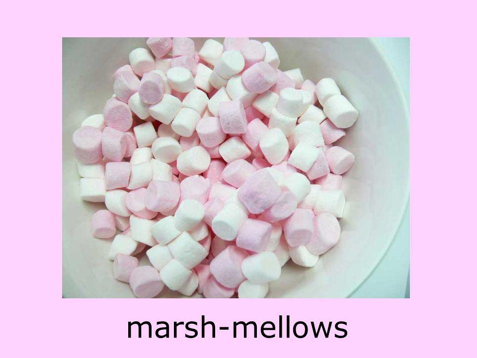 marsh-mellows