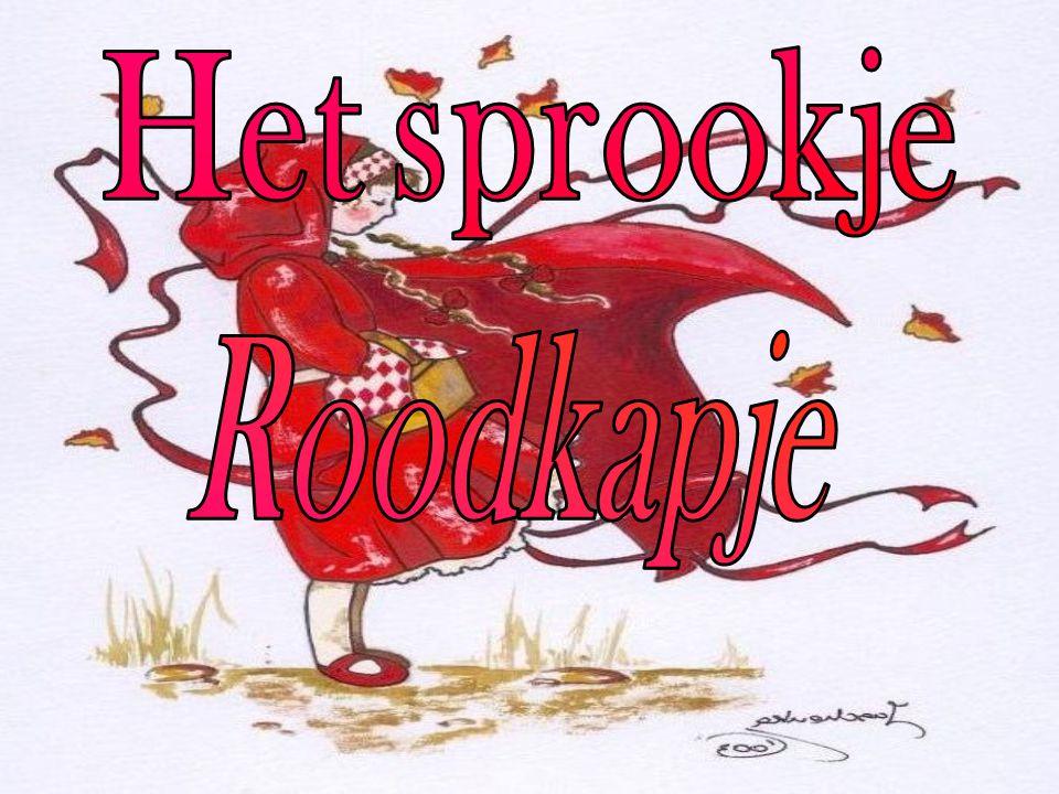 Het sprookje Roodkapje