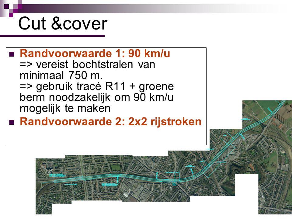 Cut &cover